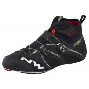 Northwave Extreme Road Winter GTX Fahrradschuh Men black 44 Bike Schuhe