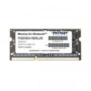Memorie laptop Patriot 8GB DDR3 1600MHz CL11 pentru ultrabook