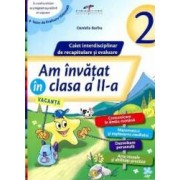 Am Invatat In Cls 2 Caiet - Daniela Barbu