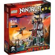 Belegering van de vuurtoren Lego