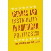 Agendas and Instability in American Politics by Frank R. Baumgartner