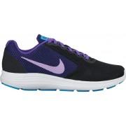 Nike Revolution 3 Scarpe da corsa Donne viola/nero Scarpe chiodate