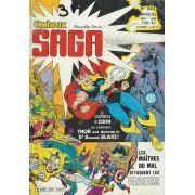 Thor / Les Vengeurs ( The Avengers ) : Ombrax Saga N° 244 ( 10 Mai 1986 )