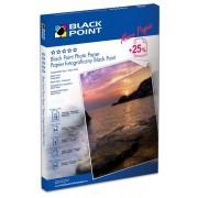 Fotópapír, Black Point, A4, fényes, 230g, 25 ív/csomag (PFA4G230A)