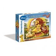 Clementoni Puzzle 24415 - The Lion King: Circle of Life - Maxi 24 pezzi