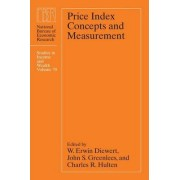Price Index Concepts and Measurement by Walter E. Diewert