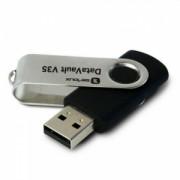 Memorie USB Serioux DataVault V35 16GB USB 2.0 negru