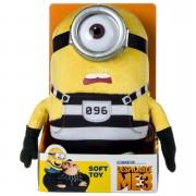 Despicable Me 3 Jail Carl Plush Toy - Medium