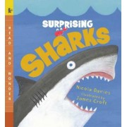 Surprising Sharks by Nicola Davies