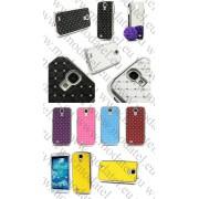 Samsung Galaxy S4 I9500 (калъф пластик) 'Diamond King Style'