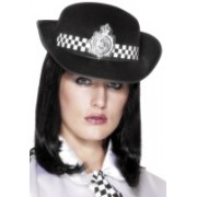 Police Woman Hat