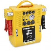 Varo Powerstation POW X410 - Arrancador y compresor para baterías de coche (12 V)