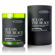 Vineyard Candles Sex on the Beach Cocktail Scented Candle