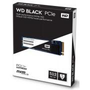 Western Digital Black 512GB M.2 NVMe Solid State Drive