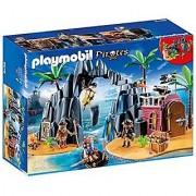 PLAYMOBIL Pirate Treasure Island Playset