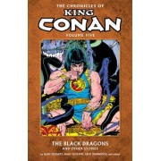 Chronicles of King Conan Volume 5: The Black Dragons and Other Stories by Alan Zelenetz