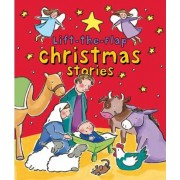 Christmas Stories, Lift-The-Flap by Christina Goodings