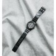 ★CASIO/ダイバータイプ【ロウェル シングス/LOWELL Things レディス 腕時計 BLK ルミネ LUMINE】