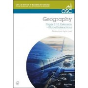 IB Geography: Global Interactions Higher Level: Paper 3 by Roger Tilley