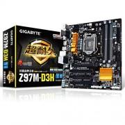 Gigabyte Z97M-D3H Carte mère Intel Z97 Express Chipset Micro ATX Socket LGA1150