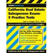 California Real Estate Salesperson Exam by John A. Yoegel