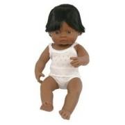 Baby hispanic (baiat) Papusa 38cm