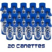 Pack de 20 cannettes d'oxygène pur goX