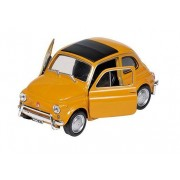 Fiat Nuova 500 B Jaune