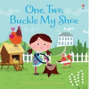 One, Two, Buckle My Shoe by Russell Punter
