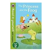The Princess and the Frog - Read it yourself with Ladybird Level 2