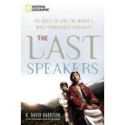 The Last Speakers by K. David Harrison