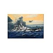 Revell 05136 - Model Kit - Battleship SCHARN Horst, Scale 1: 1200