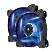 Corsair Ventilateur Grand Débit AF120 Edition Silencieuse 120mm LED Bleue - Pack double (CO-9050016-BLED)