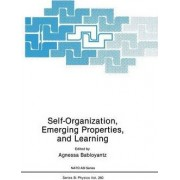 Self-organization, Emerging Properties and Learning by Agnessa Babloyantz