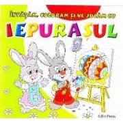 Invatam coloram si ne jucam cu Iepurasul