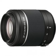 Lente Sony 55-200mm f/4.0-5.6 SAM II A-Mount (SAL55200-2)