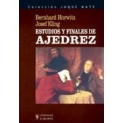 Estudios y finales de Ajedrez / Chess Studies and End Games by Bernhard Horwitz