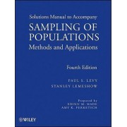 Sampling of Populations by Paul S. Levy