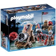 PLAYMOBIL Hawk Battle Knights' Cannon Playset Building Kit