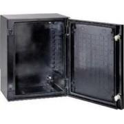 Cutie neagră monobloc poliester, montare pe perete ip66 h847xw636xd300mm atex - Cutii din material izolant si accesorii - thalassa - Thalassa plm - NSYPLMEX86 - Schneider Electric