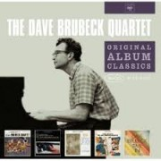 Dave Brubeck Quartet - Original Album Classics (5CD)