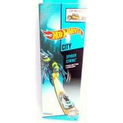 HOT WHEELS Spider Strike Push Button Launcher Set Best Kids Birthday Gift RG-368