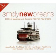 Artisti Diversi - Simply New Orleans (0698458023322) (2 CD)