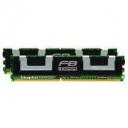 Memorie Kingston ValueRAM 16GB (2x8GB) DDR2 ECC FB, 667MHz, PC2-5300, CL 5, Dual Channel Kit, KVR667D2D4F5K2/16G