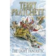 The Light Fantastic by Terry Pratchett
