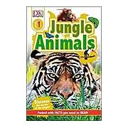 DK Reader: Jungle Animals