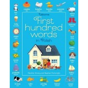 First Hundred Words in Polish by Heather Amery