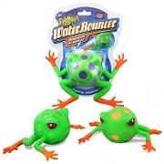 Froggy Acqua Bouncer - Bagno Toy (Funtime Gifts PL4600)