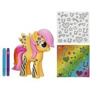 My Little Pony Friendship is Magic Exclusive Rainbow Power Design-a-Pony Scootaloo