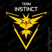 T-shirt Team Instinct